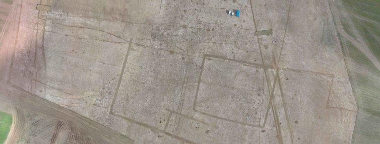Le Langon – Orthophoto par drone